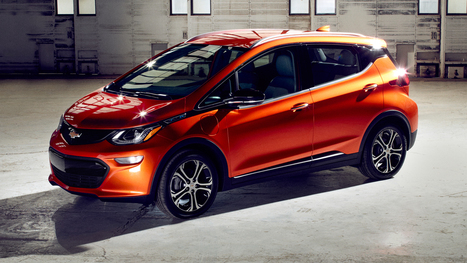 How GM Beat Tesla to the First True Mass-Market Electric Car | News we like | Scoop.it