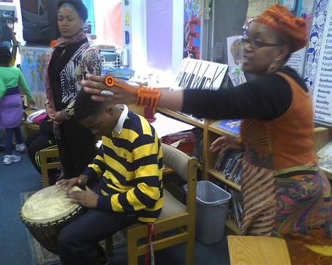 The Arts and Common Core—a Natural Fit - WYPR | Creativity in the classroom | Scoop.it