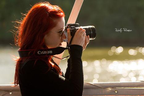Las chicas Canon sapbeeen | Flickr | Fotos... fotos everywhere | Scoop.it