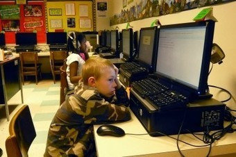 "Technical Glitches Plague Computer-Based Standardized Tests Nationwide // Washington Post | ""Testing, Testing, 1, 2, 3..."" 