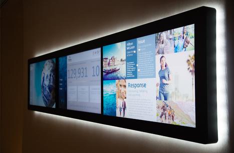 Tech trends in hotel public spaces | Médias sociaux et tourisme | Scoop.it