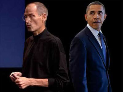 Here's The Advice Steve Jobs Gave The Obama Campaign Before He Died | TheBottomlineNow | Scoop.it