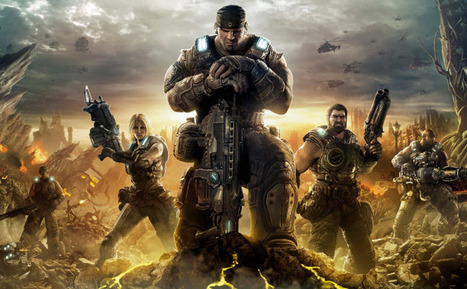 Why Microsoft Is Smart To Secure 'Gears of War' For The Xbox One - Forbes   Gamocial   Scoop.it