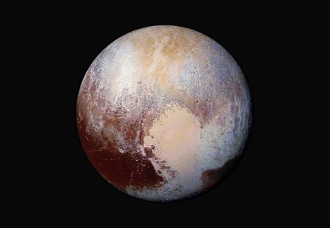 NASA tells lawmakers to brace for more Pluto secrets revealed by mission   More Commercial Space News   Scoop.it