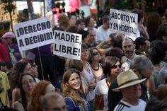 Zona de desahogo y combustiones espontáneas: El aborto de Gallardón | Partido Popular, una visión crítica | Scoop.it