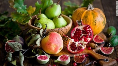 Eat these 5 foods this fall | Foodie | Scoop.it