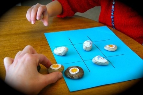 Spanish Games for Kids: Learn Vocabulary with Tic Tac Toe | Spanish | Scoop.it