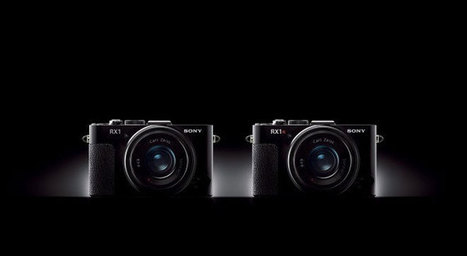 Sony's Killer RX Pocket Cameras Get Upgrades - Wired   Sony RX series   Scoop.it