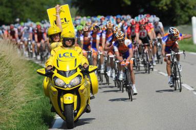 Le Tour de France inspire les partenaires ! - Sponsoring & marketing ... | La communication dans le cyclisme | Scoop.it