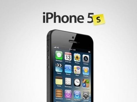 10 Latest Feature of The New Apple iPhone 5s | smartphone reviews | Scoop.it
