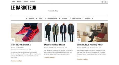 Avec les blogs, les hommes ont pris leur mode en main - ladepeche.fr | Des femmes à notre image | Scoop.it