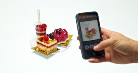 New Study Says Instagramming Your Food Can Make It Taste Better   @FoodMeditations Time   Scoop.it