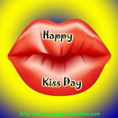 Happy Kiss Day SMS 2013 Wishes, Kiss Day 2013 Wallpapers Greetings | Festivals Wishes | Scoop.it