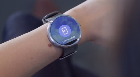 Does Android Wear make Google Glass obsolete? | 3D Virtual-Real Worlds: Ed Tech | Scoop.it