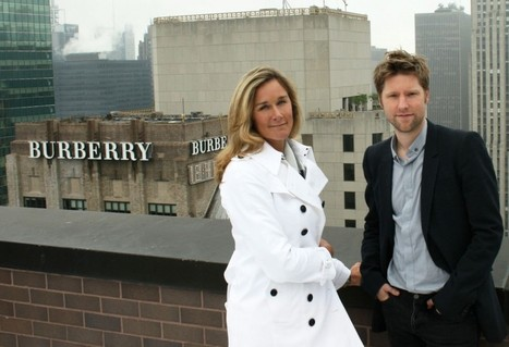 As Burberry chief Angela Ahrendts moves to Apple, what's in store for these much admired brands? | trackingnews | Scoop.it