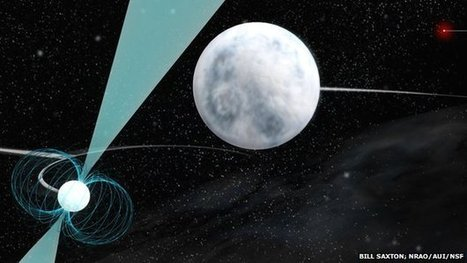 Triple star system might reveal secrets of gravity | Amazing Science | Scoop.it