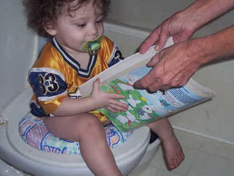 Potty Training - Stop the Mess | Tips for Potty Training | Scoop.it