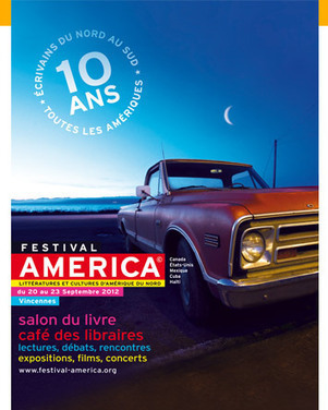 Publishing Perspectives :<br/> Is the Best American Book Festival&hellip;in Paris? | American Biblioverken News | Scoop.it