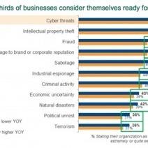 Binnen 2 jaar zijn cyberbedreigingen de grootste risicofactor voor bedrijven | Z_oud scoop topic_CybersecurityNL | Scoop.it