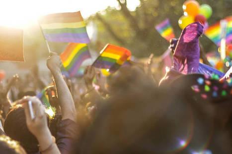 In Pictures: Indians Celebrate Gay Pride in Delhi   LGBT Destinations   Scoop.it