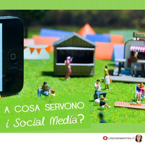 A cosa servono i social media? | All around social media | Scoop.it