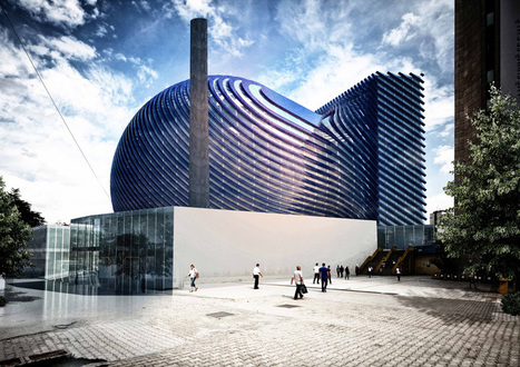 [Pristina, Kosovo] Paolo Venturella architecture: solar powered mosque | The Architecture of the City | Scoop.it