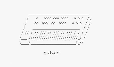 Alda: un linguaggio di programmazione che vi permetterà di comporre musica | SmartWorld | risorse per musicisti | Scoop.it