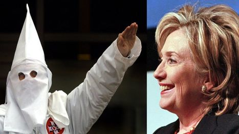 VIDEO=> KKK Grand Dragon Endorses Hillary Clinton | Xposing Government Corruption in all it's forms | Scoop.it