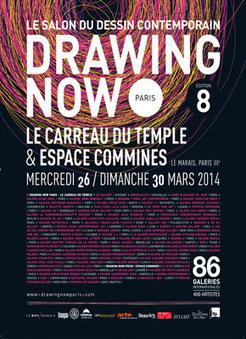 Drawing Now Paris 2014 | Art | Actualités - Artistik Rezo, agitateur de vie culturelle | Art et culture | Art contemporain, photo & multimédias | Scoop.it