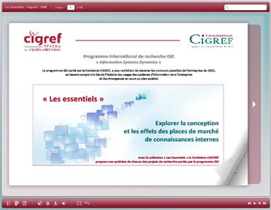 Les places de marché de connaissances internes | Fondation Cigref | Apprendre et partager autrement | Scoop.it