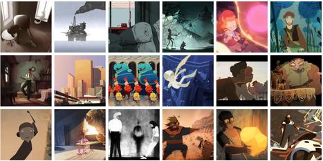 Galerie de courts-métrages d'animation - Les Gobelins | TICE & FLE | Scoop.it