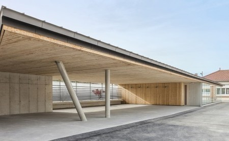Primary School J.Jaurès II / YOONSEUX Architectes | Publications | Scoop.it