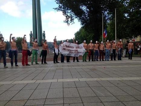Twitter / peuplebaillonne: Les HOMMEN étaient à Nantes ... | Actions HOMMEN | Scoop.it