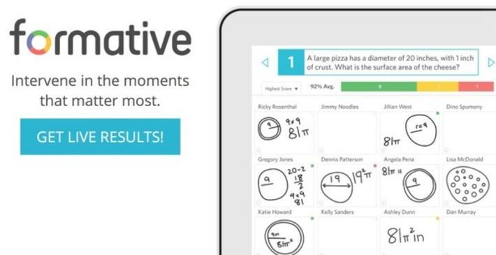 Formative. Interrogez vos élèves en ligne – Les Outils Tice | TIC et TICE mais... en français | Scoop.it