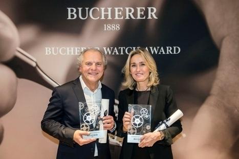 Frederique Constant - Bucherer Paris - Bucherer Watch Award 2016 : le palmarès - The Watch Observer | Passion News Frédérique Constant | Scoop.it