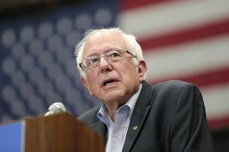Bernie Sanders: 'People Are Saying Enough Is Enough' | Gender, Religion, & Politics | Scoop.it