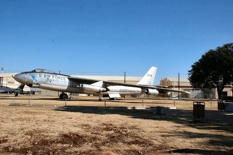 B-47E Stratojet – Walk Around | History Around the Net | Scoop.it