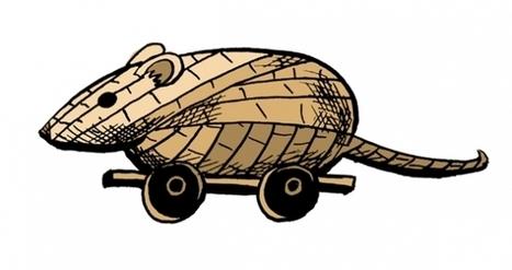 Wheeling in the Trojan Mice | digitalNow | Scoop.it
