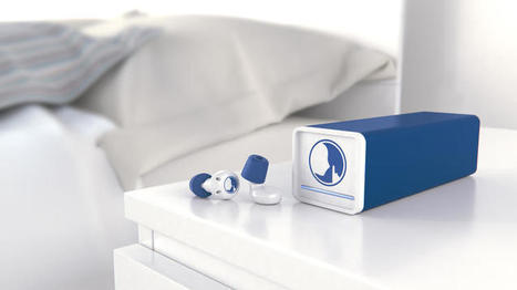 Get Some Real Sleep, With This White-Noise-Generating Nighttime Earplug   Wearable Tech & Innovative Sports Gear   Scoop.it