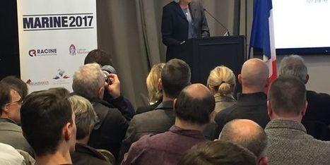 Ecologie : Marine Le Pen repeint le vert en bleu-blanc-rouge | Revue de presse écologiste | Scoop.it