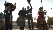 Mariachi Idol rings in the Fiesta Popular 2011 in Calexico - Imperial Valley Press | mexicanismos | Scoop.it