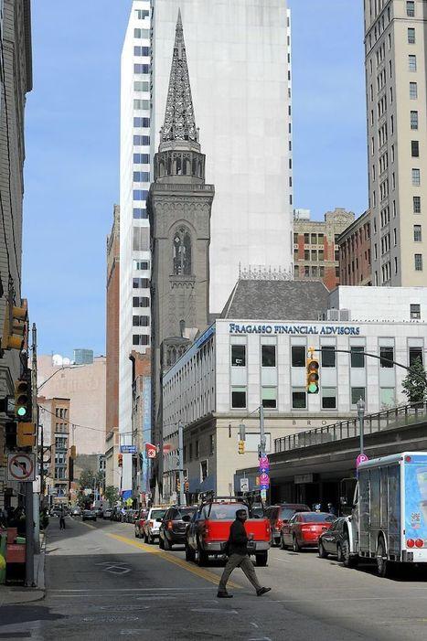 Bill Peduto wants to make Pittsburgh's Smithfield Street a 'grand boulevard' | steel | Scoop.it