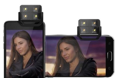 iblazr², un flash inalámbrico con el que mejorar la calidad de las fotos tomadas con tu smartphone | Bichos en Clase | Scoop.it