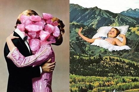 Futuristic Collages | Curating [ Media ] Arts | Scoop.it