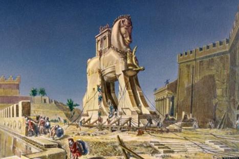 On sait enfin quand L'Iliade a été écrite (à 50 ans près) | actualités HG | Scoop.it