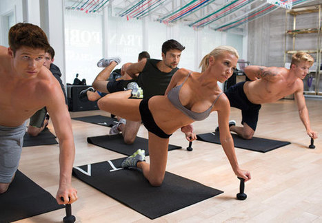 Tracy Anderson Brings Her Method to Men | Health Fitness & Inspiration | Scoop.it