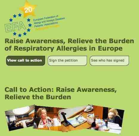 Eurodiputados instan a Bruselas a abordar la carga de las enfermedades alérgicas | COACHING Y ASMA | Scoop.it