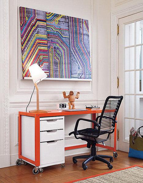 Modern Home Office Designs | Interior Life | Scoop.it