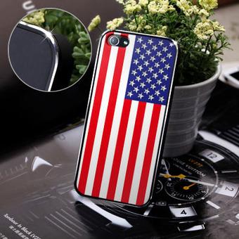 iPhone 5 cases : USA American Flag iPhone 5 protective case | Best Squidoo | Scoop.it