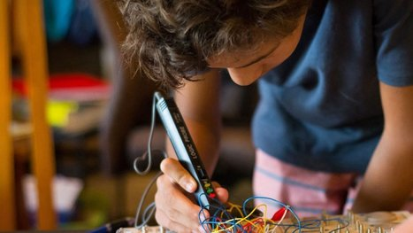 Why Making Is Essential to Learning | Ed World | Scoop.it